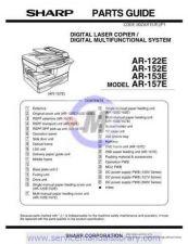 Buy Sharp AR122EN-153EN-152EN SM GB(1) Manual by download #179343