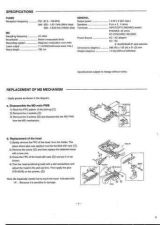 Buy Sanyo SM5810084-00 15 Manual by download #176756