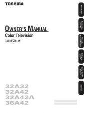 Buy Toshiba 28Z44B SM Manual by download #170408