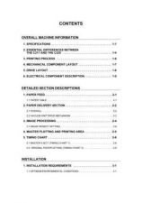Buy Savin RICOH SMTOC Service Schematics by download #157555