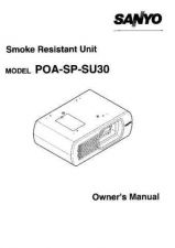 Buy Sanyo POA-MD13NET Manual by download #175136