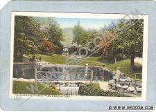 Buy CT Meriden Postcard Wading Pool Hubbard Park ct_box3~1232