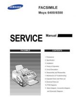 Buy Samsung Msys 6400 6500 01-COVER Service Manual by download #138743