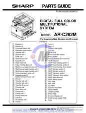 Buy Sharp ARD11-D12 PG GB-JP Manual by download #179539