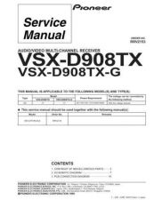 Buy PIONEER R2153 Service Data by download #153176
