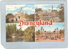 Buy CA Anaheim Amusement Park Postcard Disneyland 4 View top_box3~237