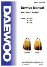 Buy Daewoo RC-200-EF1 Manual by download #168990