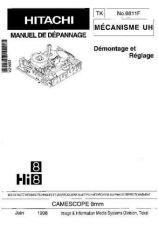 Buy HITACHI 6811F Manual by download Mauritron #185766