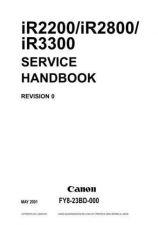 Buy CANON IR-2200 IR-2800 IR-3300 SH by download #146455