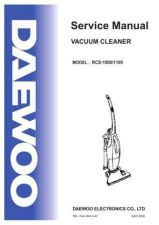 Buy Daewoo RC9003S001 Manual by download #169019