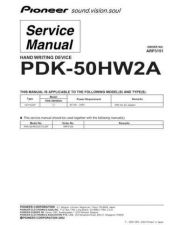 Buy PIONEER A3151 Service Data by download #152413