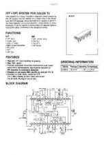 Buy MODEL KA2919 Service Information by download #124250