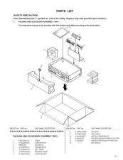 Buy JVC 82921PAR Service Schematics by download #122854