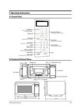 Buy Samsung MW5592W XAC31001105 Manual by download #164765