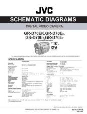Buy JVC 86733SCH Service Schematics by download #123240