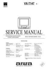 Buy MODEL VX147 Service Information by download #125037