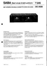 Buy SABA DC 2020 by download #128596