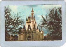 Buy FL Orlando Amusement Park Postcard Walt Disney World Cinderella Castle Fan~304