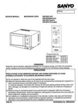 Buy Sanyo Service Manual For EM-G711 Manual by download #175818