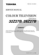 Buy Sharp 2832Z27B SUP 2 Manual by download #178054