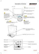 Buy Philips LG Panel DESCRIPTION OF CONTROLS P7 Service Schematics by download #1571