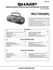 Buy Wq730H-002 Service Data by download #134225