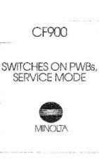 Buy Minolta SWITCHES ON PWBS SERVICE M Service Schematics by download #136789