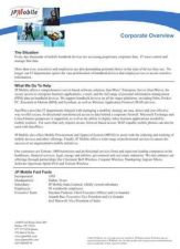 Buy PALM CORPORATE OVERVIEW by download #127079
