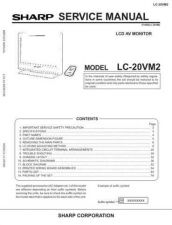 Buy Toshiba 5-14-15-20VL34 Slovakian Operating Guide by download #170795
