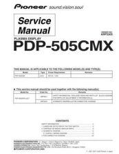 Buy PIONEER A3305 Service Data by download #152483