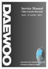 Buy DAEWOO SM Q857 e (E) Service Data by download #150638