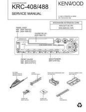 Buy KRC-508S 688 Service Schematics by download #131690