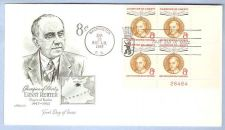 Buy DC Washington First Day Cover / Commemorative Cover Champion of Liberty Er~57