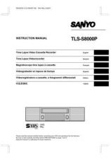 Buy Sanyo TLS-9024P Operating Guide by download #169541