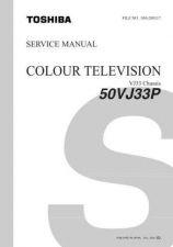 Buy Toshiba 50PJ98B G Manual by download #170781