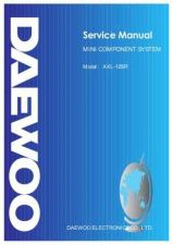 Buy DAEWOO AXL-125 R ETC Manual by download #183651
