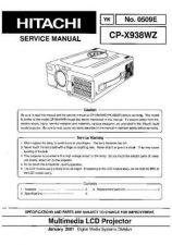 Buy HITACHI No 0509E Service Data by download #151009