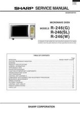 Buy R246 SPECIFICATIONS Service Data by download #133245