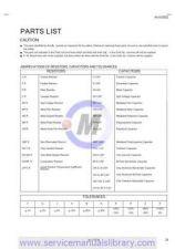 Buy Sharp AV-N29302 PART Manual by download #179749