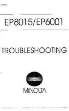 Buy Minolta TROUBLSHOOTING Service Schematics by download #137644