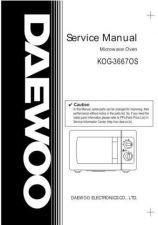 Buy Daewoo G3667EU010(r) 2 Service Manual by download #160697