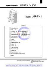 Buy Sharp ARFN1N SM GB Manual by download #179609