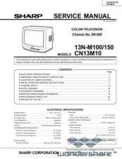 Buy Sharp 13NM100B Manual.pdf_page_1 by download #177700