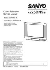 Buy Sanyo CE25DN5-B-05 Manual by download #173031
