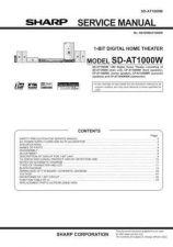 Buy Sharp 56-66-76FW53H SM GB Manual.pdf_page_1 by download #178687