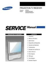 Buy MODEL SPT52A Service Information by download #124587