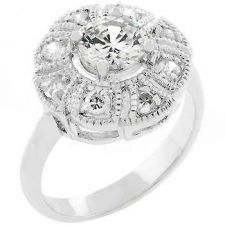 Buy Queen Mary Ring (size: 09)