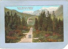 Buy CAN Vancouver Postcard Grouse Mountain Highway w/Old Cars can_box1~130