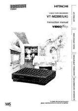 Buy Hitachi VTM410EUK EN Manual by download #171076