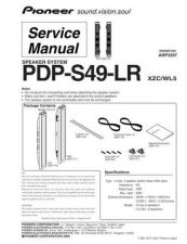 Buy PIONEER A3297 Service Data by download #148757